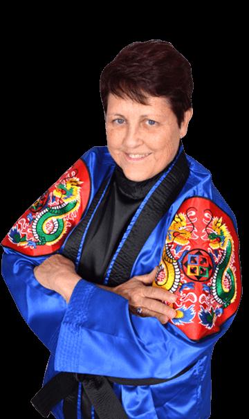 Sr. Master Laura Zant Sr. Master Zant's ATA Martial Arts