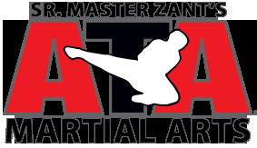 Sr. Master Zant's ATA Martial Arts Logo