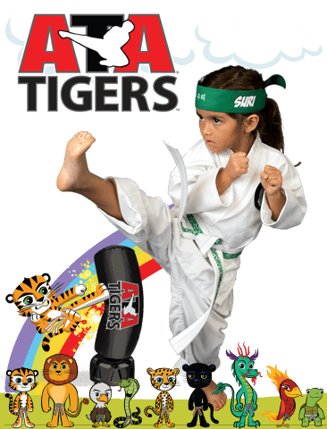 ATA Martial Arts Sr. Master Zant's ATA Martial Arts - ATA Tigers